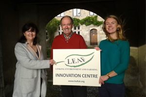 The North Wyke site of Rothamsted Research launched as a LEAF Innovation Centre: a centre of excellence for sustainable farming
