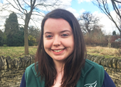 Laura Tippin, Technical Assistant (Projects), LEAF