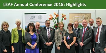LEAF Annual Conference Highlights